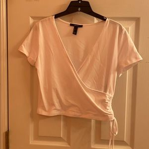Forever 21 Wrap Top